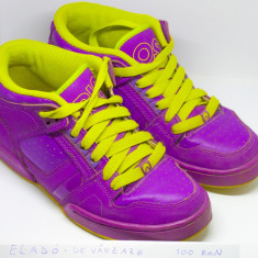 Skater shoe Osiris femei - Adidasi dama, Culoare: Violet, Marime: 38