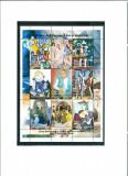 Pictura - PABLO PICASSO - Bloc nestampilat XXL - Guinea