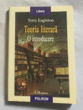 Teoria literara  : o introducere / Terry Eagleton