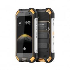 Smartphone BLACKVIEW BV6000 Dual Sim 32GB LTE 4G Yellow - Telefon mobil Dual SIM