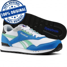 Pantofi sport Reebok Royal Sprint pentru barbati - adidasi originali, 44, Textil