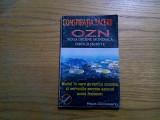 CONSPIRATIA TACERII * OZN Noua Ordine Mondiala - Frank Zuckmantel - 1999, 170 p.