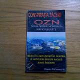 CONSPIRATIA TACERII * OZN Noua Ordine Mondiala - Frank Zuckmantel - 1999, 170 p. - Carte ezoterism