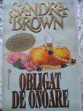 Obligat De Onoare - Sandra Brown ,404704