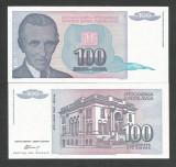 IUGOSLAVIA  100  DINARI  DINARA  1994   UNC   [1]  P-139  ,  necirculata