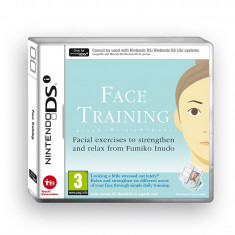 Face Training - Nintendo DS  *  - Jocuri Nintendo DS, Actiune, 3+, Single player