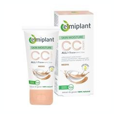 Skin Moisture CC Cream Mediu Elmiplant 50ml Cod: elmi00229 - Crema antirid