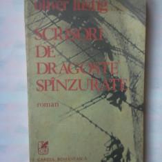 (C349) OLIVER LUSTIG - SCRISORI DE DRAGOSTE SPANZURATE