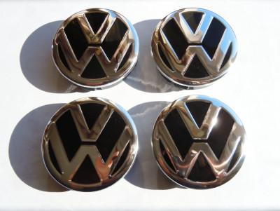 Capacele jante aliaj VW aftermarket 55 / 60 mm foto