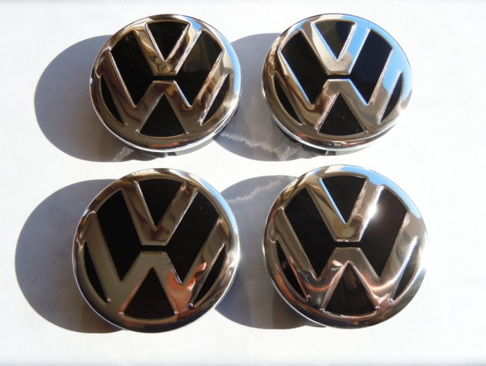 Capacele jante aliaj VW aftermarket 55 / 60 mm