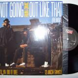 Disc vinil RUN - DMC - I'm not going out like that (Profile Records Inc. 1988) - Muzica Hip Hop