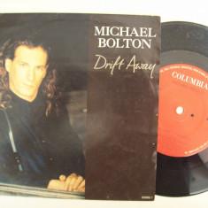Disc vinil MICHAEL BOLTON - Drift away / White christmas (format mic 7