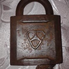 LACAT VECHI DIM.MARI - Metal/Fonta