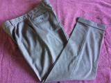 Pantaloni barbati BOGNER, mas. 50, Gri, Lungi