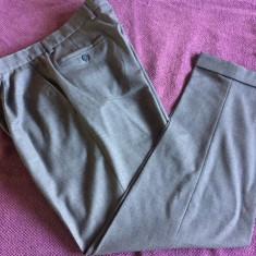 Pantaloni barbati BOGNER, mas. 50, Culoare: Gri, Lungi, Lana