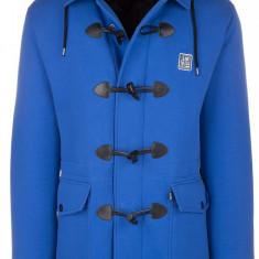 Palton Love Moschino - Palton barbati, Marime: M, Culoare: Albastru