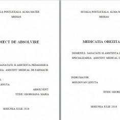LUCRARE DE LICENTA AMF – MEDICATIA OBEZITATII (2) - Carte Farmacologie