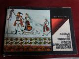 ELVIRA ZAMFIRESCU TALIANU - MODELE DE BRODERIE PENTRU ORNAMENTATIE INTERIOARA
