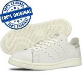 Pantofi sport Adidas Originals Stan Smith OP pentru barbati - adidasi originali, 44, Piele intoarsa