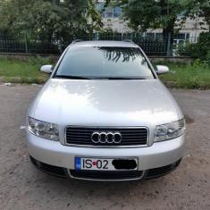Audi A4 1.9 TDI 131cp IMPECABIL, An Fabricatie: 2002, Motorina/Diesel, 251000 km, 1860 cmc