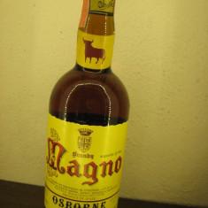 Brandy, MAGNO, ORSBORNE, cl. 70 gr 40 ani 80 - Cognac