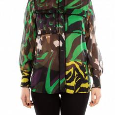 Camasa Versace - Camasa dama Versace, Marime: 40, Culoare: Multicolor