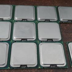 Vand LOT de 10 procesoare INTEL socket 775 la 3Ghz+Xeon 5160 la 100lei - Procesor PC Intel, Intel Pentium 4, Numar nuclee: 1, 2.5-3.0 GHz, LGA775
