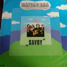 DISC VINIL SAVOY - ISCALITURA DE LUMINA - Muzica Folk