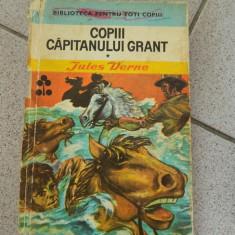 Copiii Capitanului Grant, Jules Verne, volumul 1. Biblioteca pentru toti copiii - Roman
