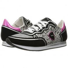 Adidas SKECHERS Leopard - Adidasi Dama, Femei - Piele Naturala - 100% AUTENTIC, Culoare: Din imagine, Marime: 38.5
