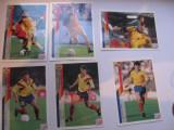 Cartonase fotbal CM SUA 1994 (125 buc), gen stikere Panini, Romania, Italia, etc