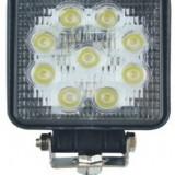 Proiector LED 27W 12/24V CH006-27W Spot Beam 30° - Proiectoare tuning, Universal