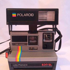 Aparat foto vintage, colectie, Polaroid Light Mixer 630 SL - Aparate Foto cu Film