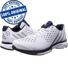 Pantofi sport Adidas Volley Response Boost pentru barbati - adidasi originali - Adidasi barbati, Marime: 42, 45 1/3, Culoare: Din imagine, Piele sintetica