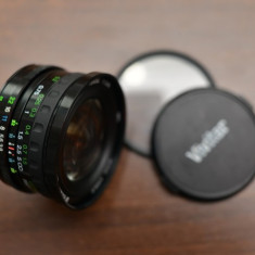 Obiectiv Nikon AI-S Vivitar 19mm 3.8 - Obiectiv DSLR