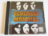 Cd Mondial albumul Remember Mondial 1998