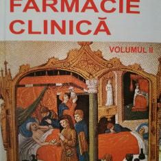Farmacie clinică - Volumul 2