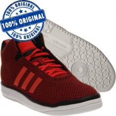 Pantofi sport Adidas Originals Veritas Mid pentru femei - adidasi originali - Adidasi dama, Culoare: Rosu, Marime: 36, 36 2/3, 39 1/3, Textil