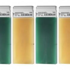 4 x cartus ceara mixt miere si azulena 100 ml, epilare - Ceara epilare