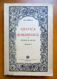 GH. OPRESCU - GRAFICA ROMANEASCA IN SEC. AL XIX-LEA (vol. 2), 1945