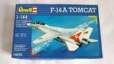 Macheta avion F-14A TOMCAT, scara 1:144, Revell, deja asamblata, 1:50