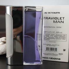 Parfum Original Paco Rabanne Ultraviolet Man EDT (100ml) Tester - Parfum barbati Paco Rabanne, Apa de toaleta