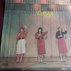 DISC VINIL TRIO EXPRES - Muzica Pop