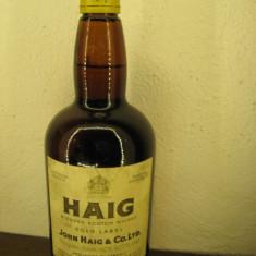 Whisky john haig & co.ltd,  blended SCOTCH WHISKY, gold label cl 75 GR 40 ani 50