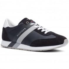 Adidas TOMMY HILFIGER Sneaker - Adidasi Barbati - Piele Naturala - 100% AUTENTIC, Marime: 41, Culoare: Din imagine