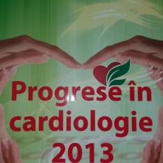 IOAN MIRCEA COMAN - PROGRESE IN CARDIOLOGIE