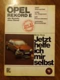 Carte reparatii OPEL Rekord E Diesel  /  R4P5F, Alta editura