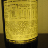 A 36 -CHIANTI CLASSICO, CASTELGREVE, DOC, VINTAGE RECOLTARE 1979 CL 75 GR 12 - Vinde Colectie, Aroma: Sec, Sortiment: Rosu, Zona: Europa