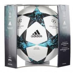 Mingi Adidas Finale 17 Omb BP7776 Unisex Alb 5 - Minge fotbal Adidas, Champions League, Marime: 5