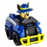 Masina teren Paw Patrol Jungle Rescue si figurina Chase - Masinuta